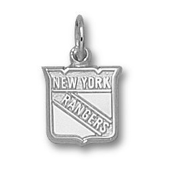 New York Rangers 3 8  Inch Charm