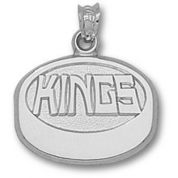 Los Angeles Kings 5 8  Inch Charm