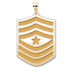 US Marine Corps Sergeant Major Pendant