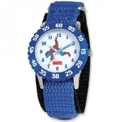 Spiderman 7  Nylon Band With Velcro Closure