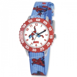 Spiderman 7  Woven Band With Buckle Closure