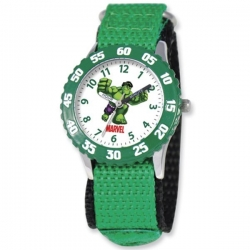 The Hulk 7  Nylon Band With Velcro Closure