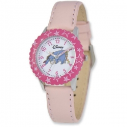 Eeyore 8 4  Leather Band With Buckle Closure