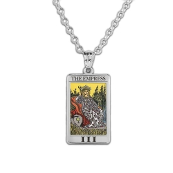 The EmpressTarot Card Medal
