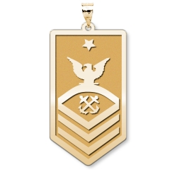 Unites States Coast Guard  Senior Chief Petty Officer Pendant