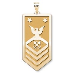 Unites States Coast Guard Master Chief Petty Officer Pendant