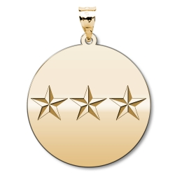 US Army National Guard  Lieutenant General Pendant