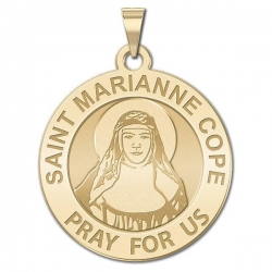 Saint Marianne Cope Religious Medal  EXCLUSIVE