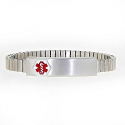 Stainless Steel Children s Expansion Bracelet