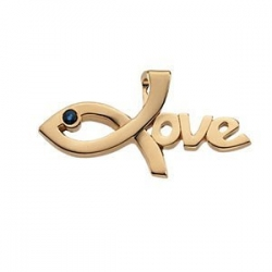 The Greatest Love Pendant