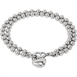 Stainless Steel Bead Chain Bracelet
