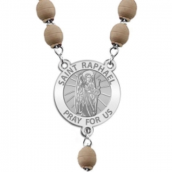 Saint Raphael Rosary Beads  EXCLUSIVE