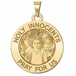 Holy Innocents Religious Medal   EXCLUSIVE
