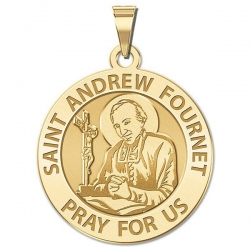 Saint Andrew Fournet Medal  EXCLUSIVE
