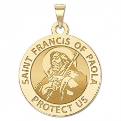 Saint Francis of Paola  EXCLUSIVE