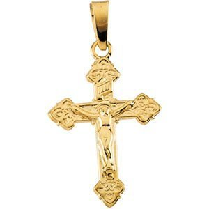CHILD S CRUCIFIX PENDANT