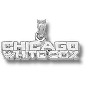 Chicago White Sox 1 Inch Charm