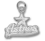 Houston Astros 1 2 Inch Charm