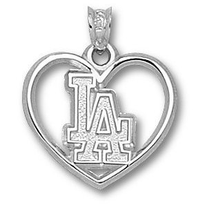 Los Angeles Dodgers 5 8 Inch Charm