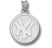 New York Yankee s 3 4 Inch Charm