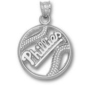 Philadelphia Phillies 5 8 Inch Medallion