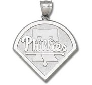 Philadelphia Phillies 1 1 2 Inch Medallion