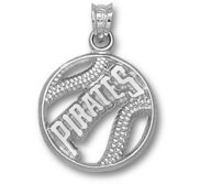 Pittsburgh Pirates 5 8 Inch Charm