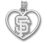 San Francisco Giants 3 4 Inch Medallion