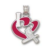 St Louis Cardinals 3 4 Inch Medallion