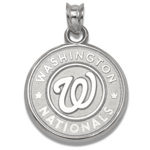Washington Nationals 5 8 Inch Medallion
