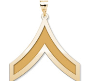 US Marine Corps Private First Class Pendant