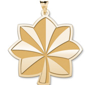 United States Army Lieutenant Colonel Pendant