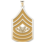 United States Army Sergeant Major of the Army Pendant