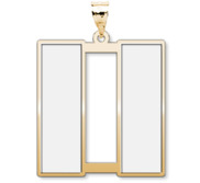 Unites States Navy Lieutenant Pendant