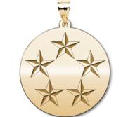Unites States Navy Fleet Admiral Pendant