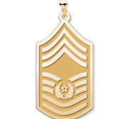 Unites States Air Force Chief Master Sergeant of the Air Force Pendant