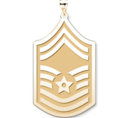 Unites States Air Force Senior Master Sergeant Pendant