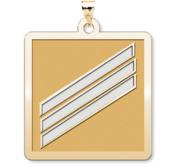 Unites States Coast Guard Seaman Pendant