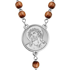 Our Lord Jesus Christ  Ecce Homo  Rosary Beads  EXCLUSIVE