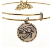 Wind   Fire  Eye Of Horus  Expandable Bracelet