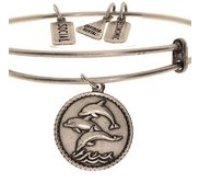 Wind   Fire  Dolphins  Expandable Bracelet