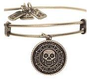 Wind   Fire  Skull  Expandable Bracelet