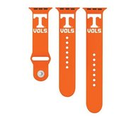 Tennessee Vols White Sport Watch Band   Fits The Apple Watch