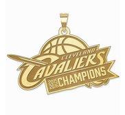 Cleveland Cavaliers Championship Logo Pendant