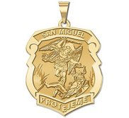 San Miguel Badge  EXCLUSIVE