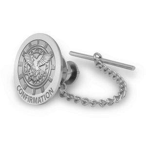Confirmation Holy Spirit Religious Tie Tack   EXCLUSIVE