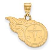 Tennessee Titans Small Pendant