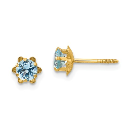 GP SD Small State Earring Travel