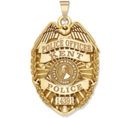 Personalized Washington State Police Badge with Your Name  Rank  Number   Department
