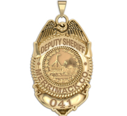 Personalized Merrimack County New Hampshire Police Badge with Your Rank  Number   Department